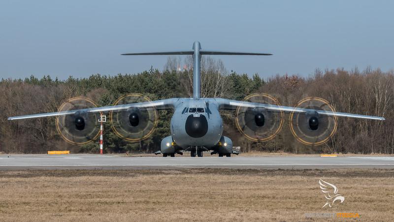 German Air Force LTG 62 / Airbus A400M / 54+11