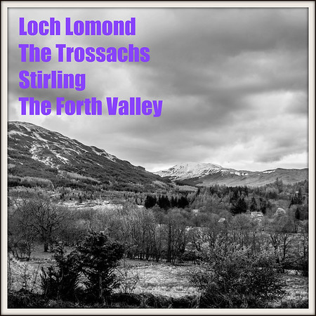 Loch Lomond, the Trossachs, Stirling & the Forth Valley