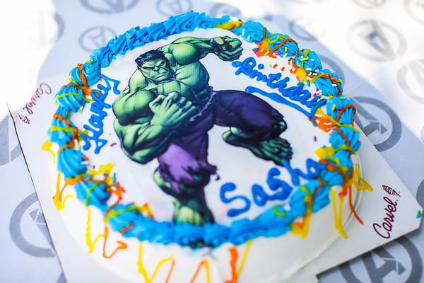 08.25.19 Sasha's 3rd Birthday