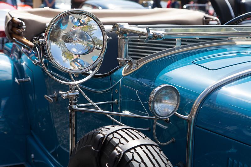 1928 LaSalle 303 Roadster - Richard Stanley