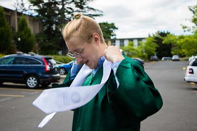 Hayden's Graduation 2017