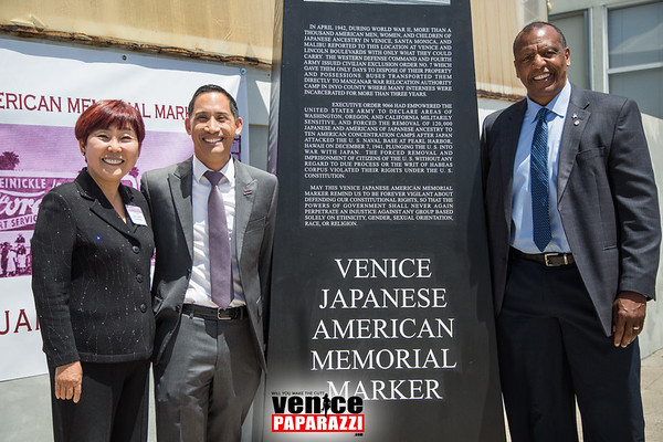 04.27.16 Venice Japanese American Memorial Marker (VJAMM) fundraiser at Hama Sushi