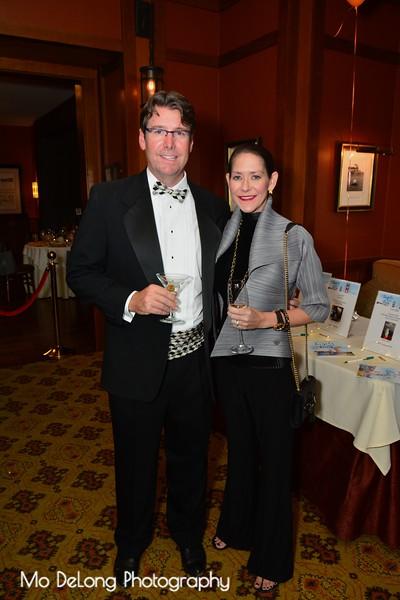 Scott Henderson and Kari Heiman