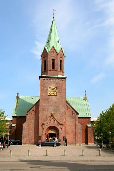 Silkeborg - 13. maj 2006 Silkeborg Kirke