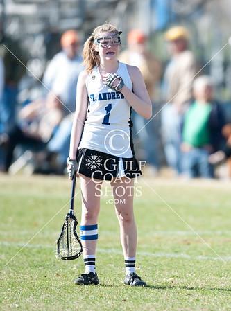 2010-02-27 Lacrosse Varsity Girls St Andrews vs St Agnes