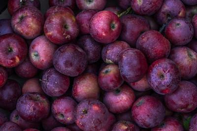 Kroměříž jablka