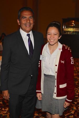 MHR Scholarship Dinner 2014
