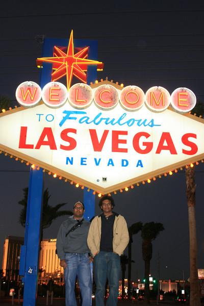 Las Vegas '07