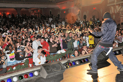 """Holiday Jam featuring """"Omarion"""" & """"Chamillionaire"""" Dec 10, 2009"""