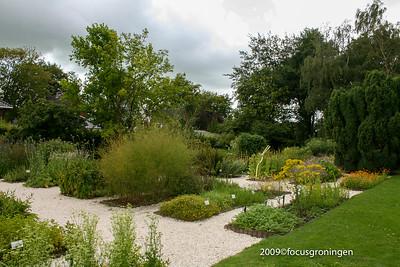 Buitenpost De Kruidhof Botanische tuin