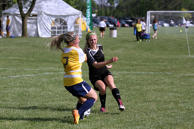 2014 U16 CSA Warrior Soccer