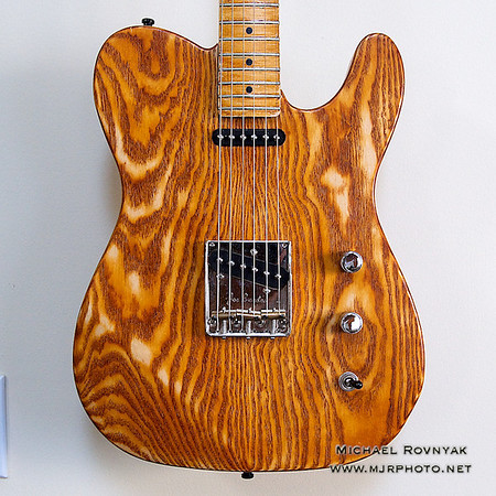 MJR Guitars 2013 Builds