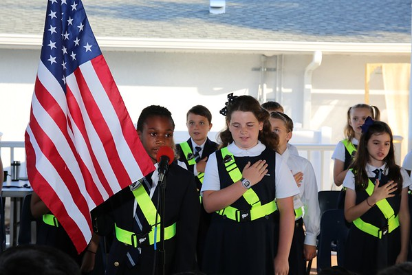 4th Grade Patrol Assembly 2016