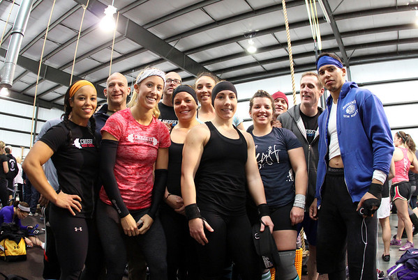12.08.2012 Cross Fit Competition Newark Delaware