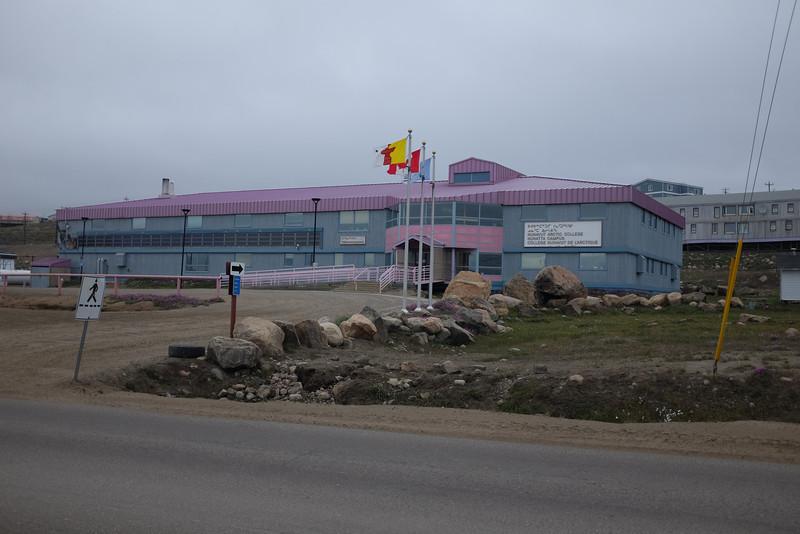 Nunavut Arctic College, Iqaluit, NU