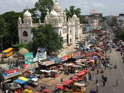 India 2017: Hyderabad