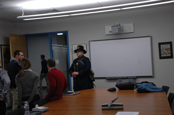 Mr. Mattern's American Civil War Senior Elective Class
