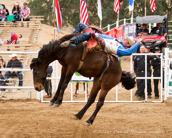 63rd Annual Woodlake Lions Rodeo