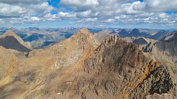Windom Peak  and Sunlight Peak Combo