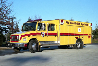 PIKE TOWNSHIP PAST APPARATUS