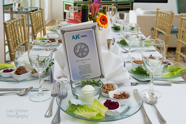 AJC  2016 Consular Corps Seder (Press Only)
