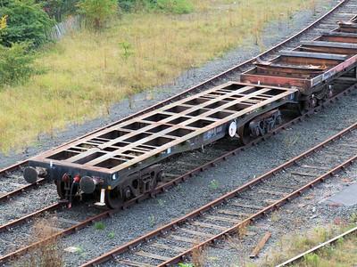 BCA - Bogie Steel Coil Wagon