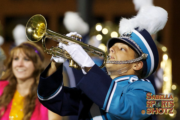Central Valley Warrior Marching Band
