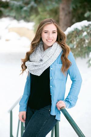 Senior Pictures - Hailey