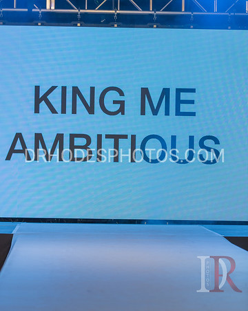 King Me Ambitious