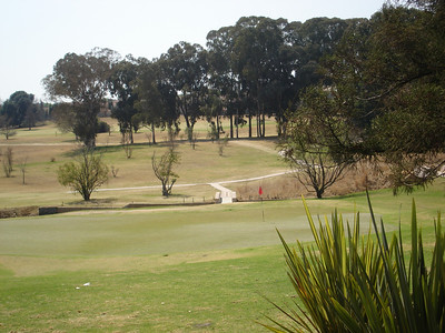 SOUTH AFRICA - VARIOUS GOLF COURSES
