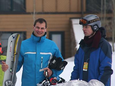 2008-2009 Snowboarding