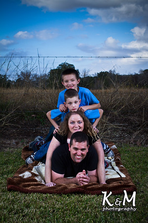 2012-12-24 Zgarba Family