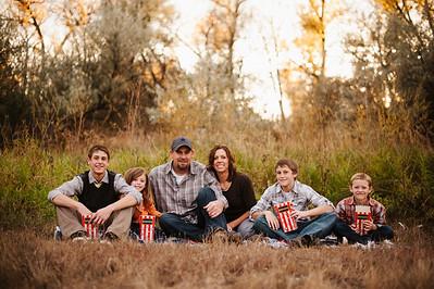 May Family Fun - Popcorn Fight