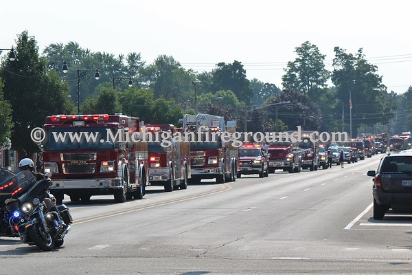 8/4/18 - Paw Paw Fire Department 150th Anniversary Celebration