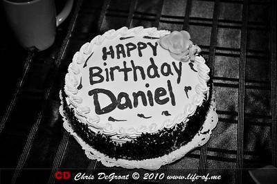 Daniels Birthday