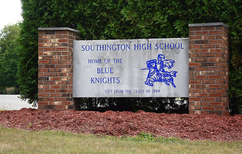8/12/2014 Mike Orazzi   Staff Southington High School.