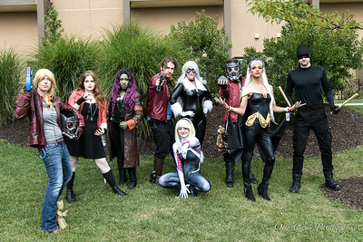 Colossalcon East 2017 Marvel Universe