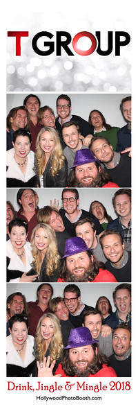 T Group Holiday Party 2018