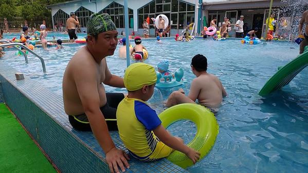 20200705 前港公園游泳池