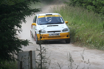 S. M. C. Members at the Greystoke Stages Rally (10th of July 2011)