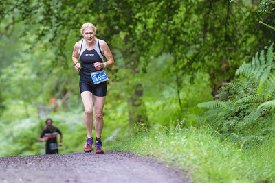 Snowman Triathlon - Super Sprint Forest Run