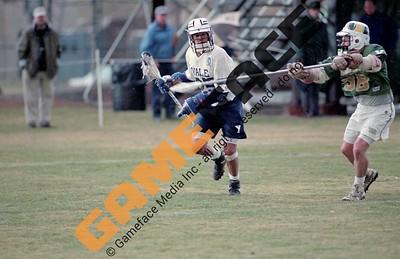 1995-1996 Men's Lacrosse