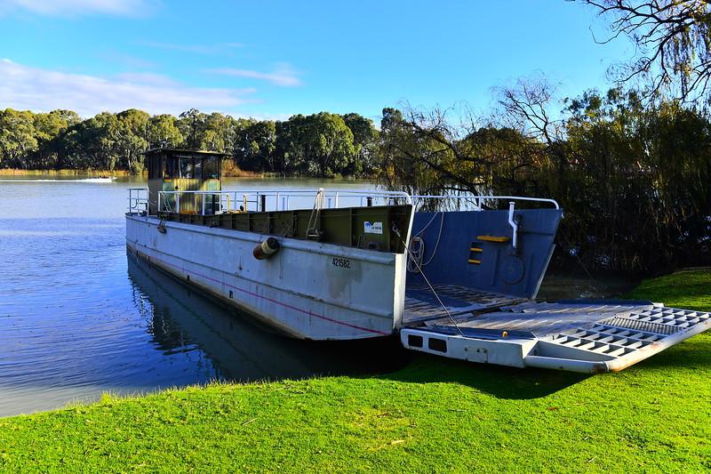 SA Water boat