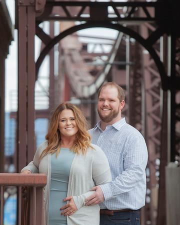 Anne & Ryan Engagement - City Shoot 2019