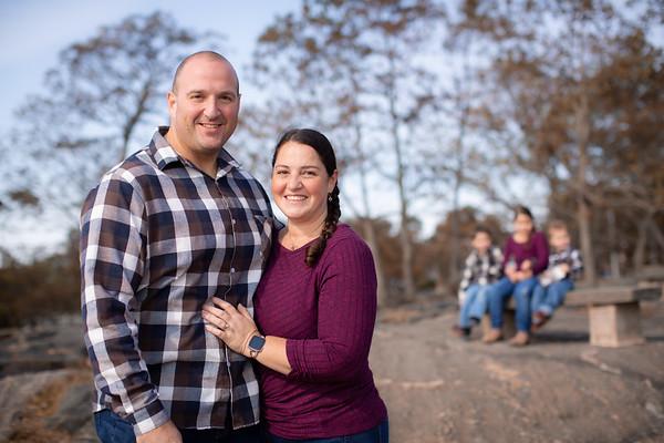 Rubenstein Family Portraits 2020