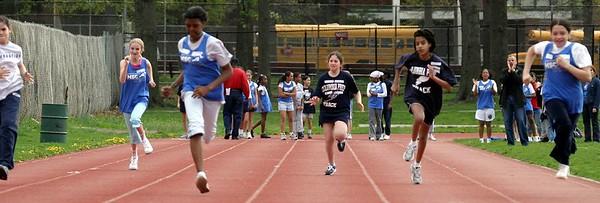 girls 100m