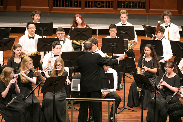 Calabasas High School Wind Ensemble