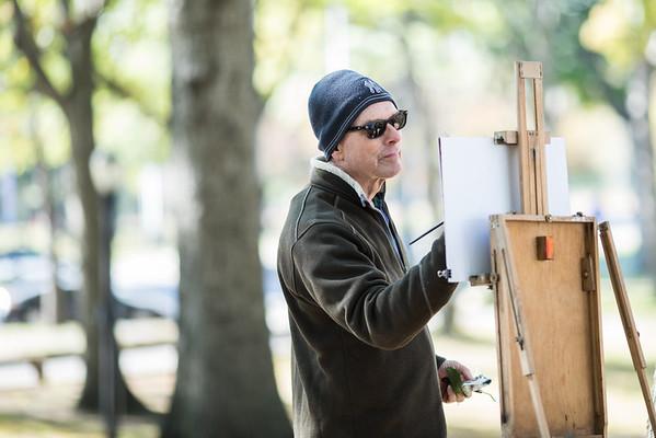 James Graham, Painter