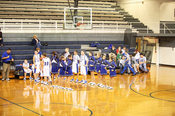 2010 CCMS 7th vs Dawson at Home