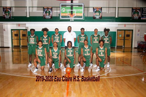 2019-2020 Varsity Boys Basketball